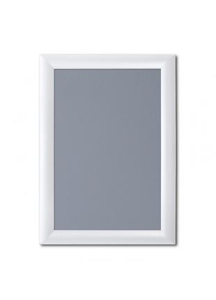 Рамка клик, алюминиевая А1, А0 форматы