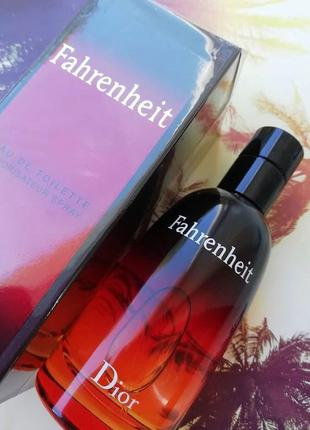 Мужская туалетная вода Диор Фаренгейт/Dior Fahrenheit