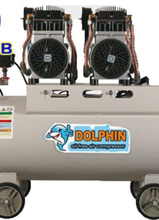 Воздушный безмасляный компрессор Dolphin DZW21500AF090
