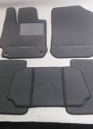 Коврики Toyota Camry XV55 USA
