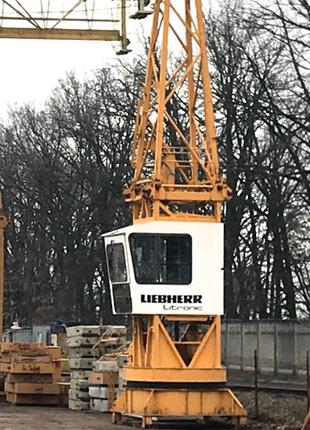 Башенный кран Liebherr 140 EC-H 6 Litronic