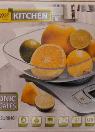 Весы, 1802 Маестро, до 5 кг, кухонные,