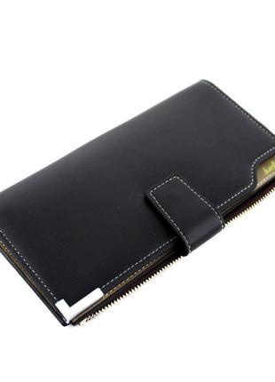 Мужское портмоне клатч кошелек Baellerry Carteira