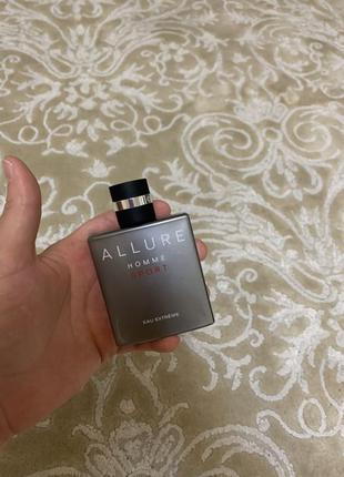 Продам духи Chanel allure homme sport extreme 50 ml! Оригинал!...