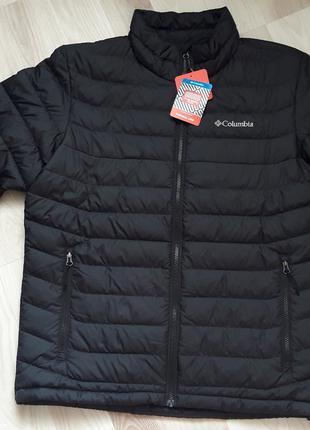 Новая куртка Columbia с технологией Thermal Coil