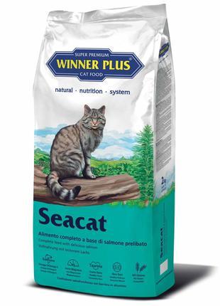 WINNER PLUS Сухий корм для котів Морькокет ( 2кг )