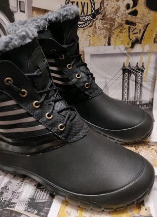 Непромокаемые ботинки