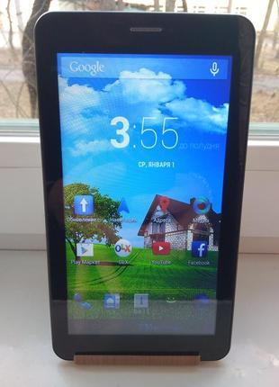 Планшет-телефон iBall Slide Series 7236 3G17 2 Sim .Звонит
