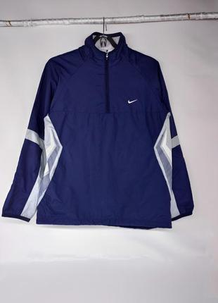 Куртка ветровка анорак  кофта  олимпийка nike