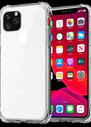 Противоударный чехол iPhone 11 Pro  прозрачный