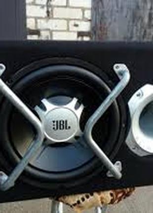 Сабвуфер  JBL GT-1204BR