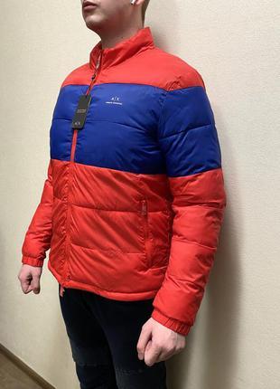 Куртка чоловіча armani exchange куртка мужская армани иксчендж...