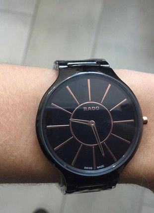 Наручные часы Rado True Thinline Ceramic Наручний годинник часи