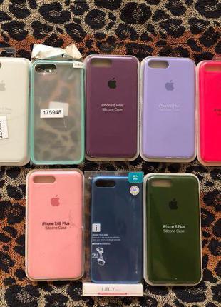 Чехол бампер на Apple IPhone 7+/8 plus