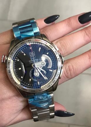 Наручные часы Tag Heuer Grand Carrera Наручний годинник часи