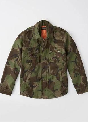 Куртка abercrombie & fitch оригинал