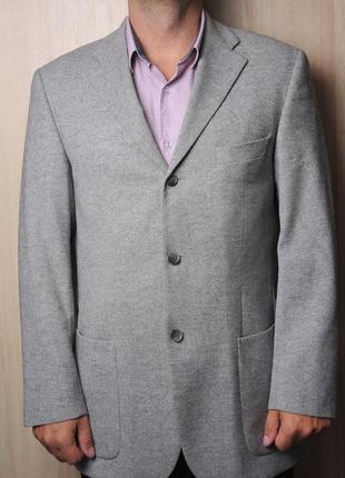 Шикарный шерстяной пиджак tommy hilfiger 🎄🎄🎄