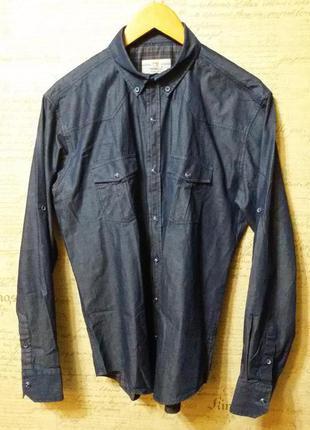 Рубашка Tonеlli джинсовая р-р XL
