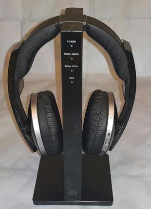 3D Hi-End Наушники SONY MDR-RF6500 Dolby Digital & DTS 7.1