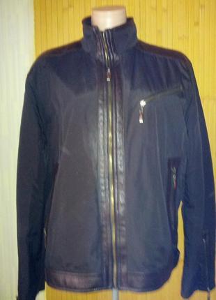Качественная   мужская курточка,46-50разм.