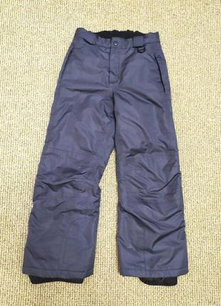 Детские лыжные штаны crivit р. 122-128