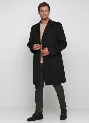 Пальто мужское montenapoleone italy шерсть кашемир 52