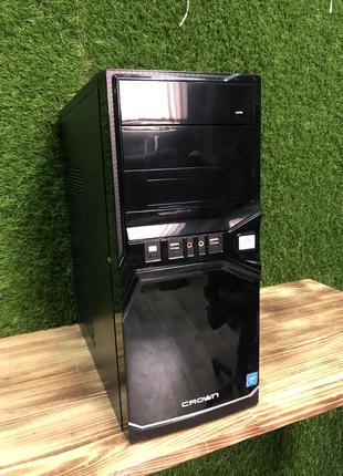 Компьютер Intel Xeon E3 1225 v3(аналог i5-4590) 4 ядра/4gb/500