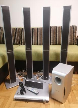 Домашний кинотеатр Panasonic SA-HT 895 (система 5.1)