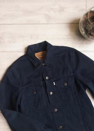 Джинсовая куртка джинсовка levis 70503