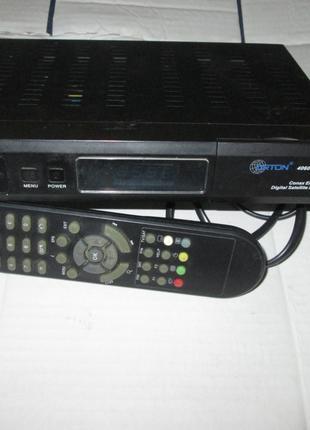 Спутниковый ресивер Orton 4060CX Plus agsat