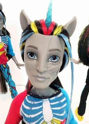 Кукла монстр хай нейтан рот маттел mattel monster high