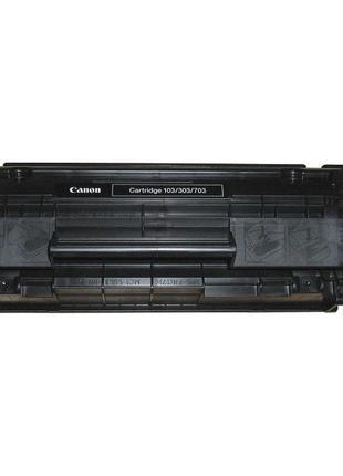 Картридж Canon Cartridge 703 (703) / HP Q2612A (12A) ОРИГИНАЛ