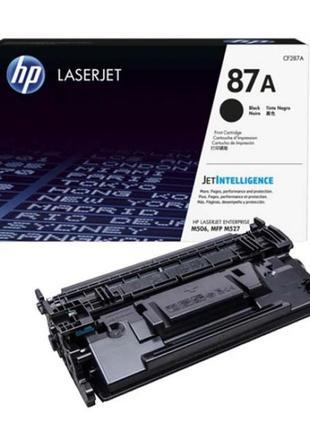 Картридж HP LJ Pro M506/527, CF287A Original