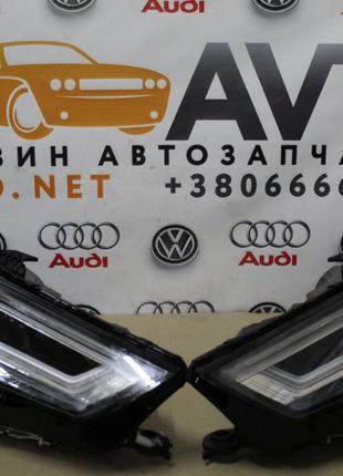 8W0941033 8W0941034 Фара Фары левая правая Audi A4 B9 Full Led...
