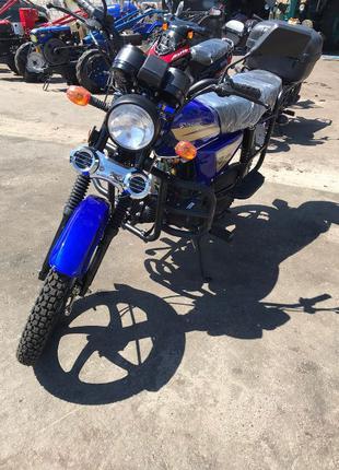 Продам мотоцикл альфа Spark SP110C-2C с возможной бесплатной д...
