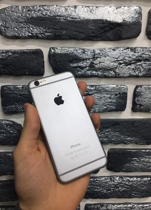 Apple iPhone 6 16GB Space Gray Neverlock а также s/7/8/X
