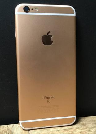 Продаю Apple iPhone 6s plus 16gb rose gold айфон, оригинал, те...