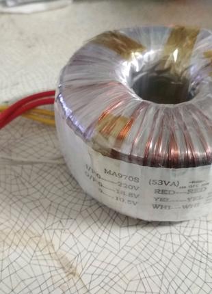 тороидальный трансформатор MA970S