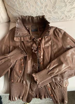Куртка кожаная, Турция