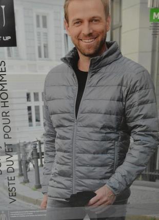 Куртка мужская ультралегкая straight up германия размер l