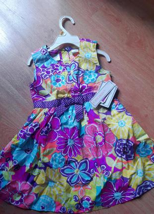Платье на 4 года
