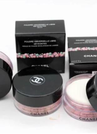 Шариковые румяна от Chanel