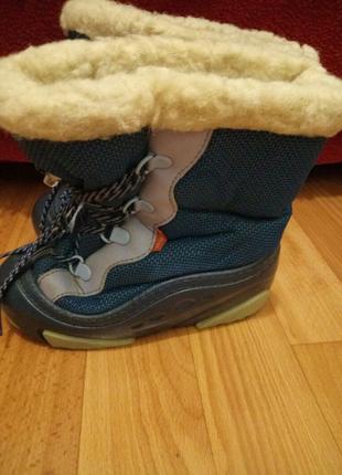 Детские зимние сноубутсы Demar