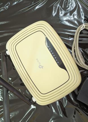 WiFi Роутер TP-Link WR841N v13 8/64MB (Маршрутизатор)