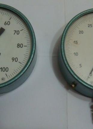 Манометры для точных измерений МТИ
