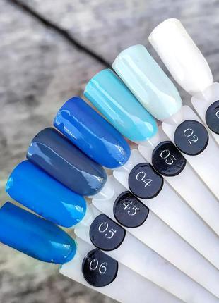 Набор гель-лаков kale beauty nails гель-лак ,лак для ногтей