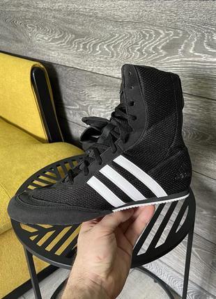 Боксерки adidas box hog 2 оригинал 42 размер