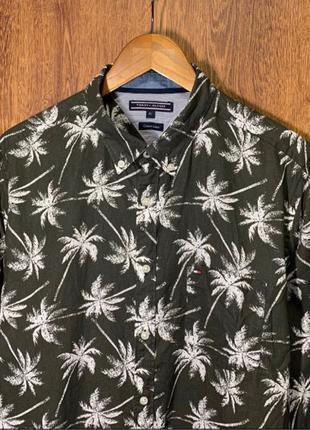 TOMMY HILFIGER size XL. Рубашка/Сорочка.