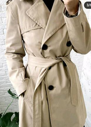 Пальто,тренч Gap
