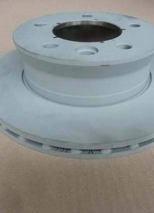 A9024210912 Mercedes  Тормозний диск